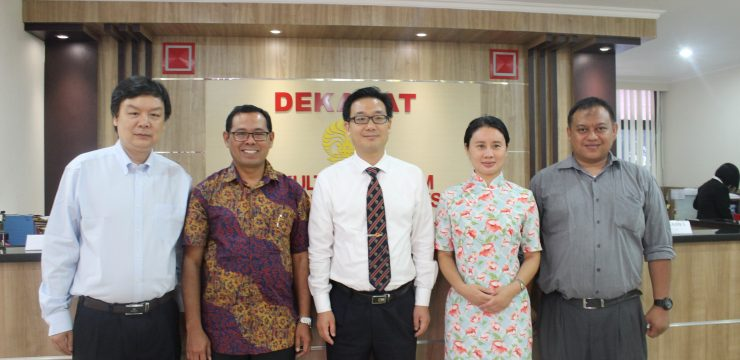 FHUI Terima Kunjungan dari Renmin University of China dan Beijing Foreign Studies University
