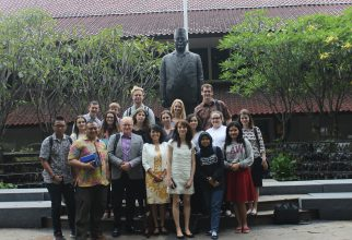 The University of Queensland TC Beirne School of Law Comparative Study Visit