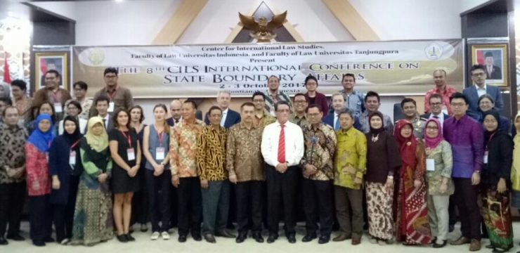 The 8th CILS International Conference on State Boundary Affairs