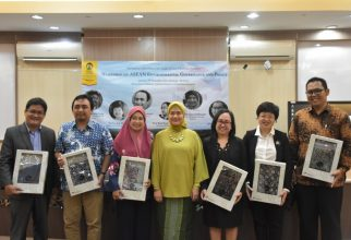 International Workshop on  ASEAN Environmental Governance and Policy