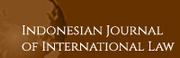 Indonesian Journal of International Law