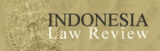 Indonesia Law Review