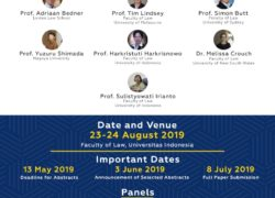 Conference of Socio-Legal Studies on Indonesia