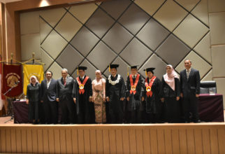 Doctoral Promotion of Febby Mutiara Nelson