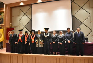 """Doctoral Promotion of Sri Laksmi Handayani """"Valuation of Loss from Wrongful Death in Private Law Cases"""""""
