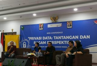 """Dr. Lidwina Inge as Speaker at """"Data Privacy: Challenges and its Variety of Perspectives"""" Conference"""