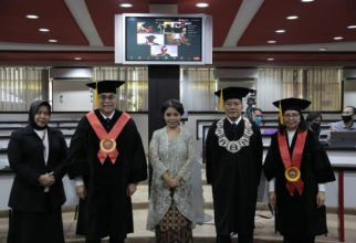 Genio Ladyan Finasisca, The Youngest Doctor Graduate from FH UI